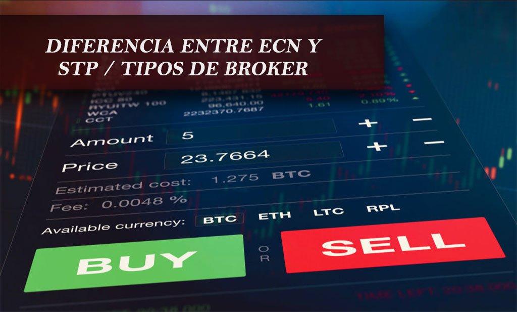 Tipos de broker en Forex. Diferencia entre ECN y STP / Estafasforex tipos de broker Tipos de broker en Forex. Diferencia entre ECN y STP   Estafas Forex 123