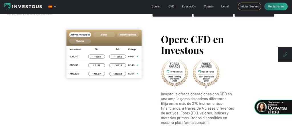 Revision Investous ¿Es un broker serguro? | Estafas Forex revision investous Revision Investous ¿Es un broker serguro? | Estafas Forex 1 1 1024x452