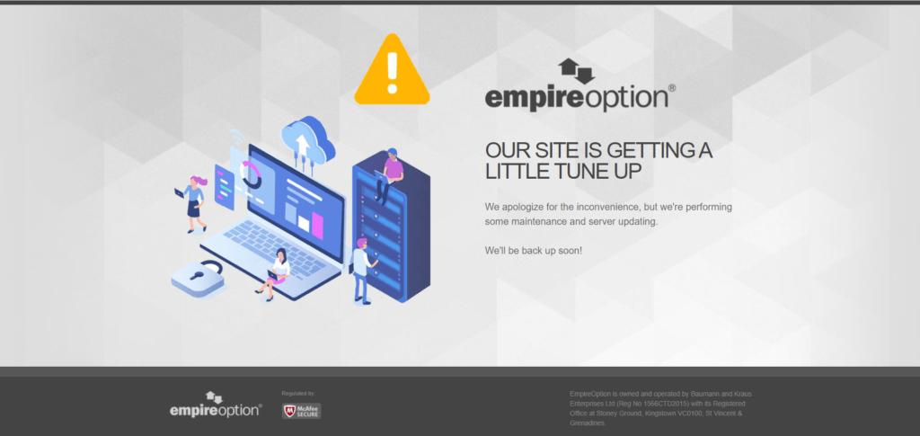 Revision Empire Option ¿Es un broker serguro? | Estafas Forex revision empire option Revision Empire Option ¿Es un broker serguro? | Estafas Forex AAA1235 1024x485