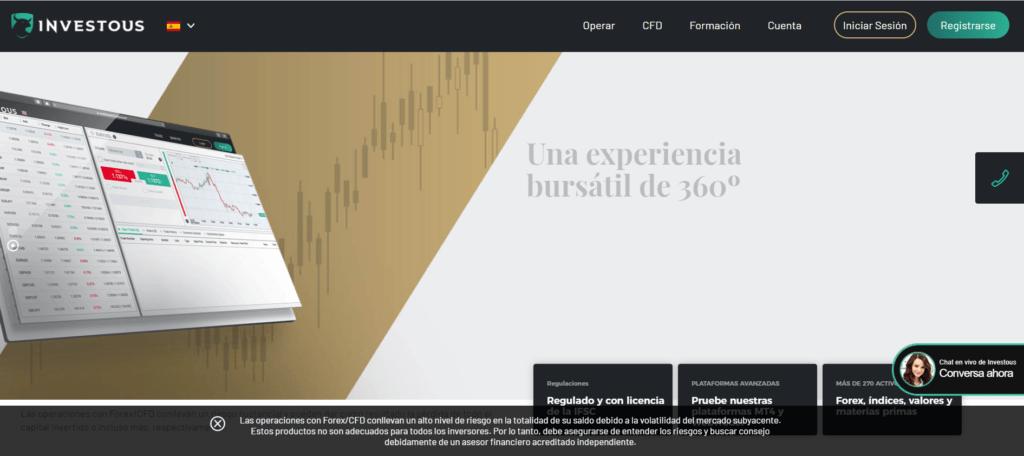 Revision Investous ¿Es un broker serguro? | Estafas Forex revision investous Revision Investous ¿Es un broker serguro? | Estafas Forex a1457 1024x456