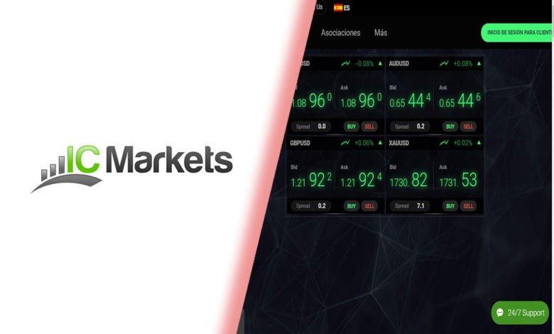 Revision IC Markets ¿Es un broker serguro? | Estafas Forex revision ic markets Revision IC Markets ¿Es un broker serguro? | Estafas Forex icem 780x470