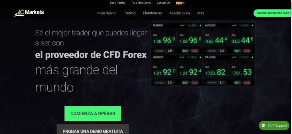Revision IC Markets ¿Es un broker serguro? | Estafas Forex revision ic markets Revision IC Markets ¿Es un broker serguro? | Estafas Forex icmarkets 1024x469