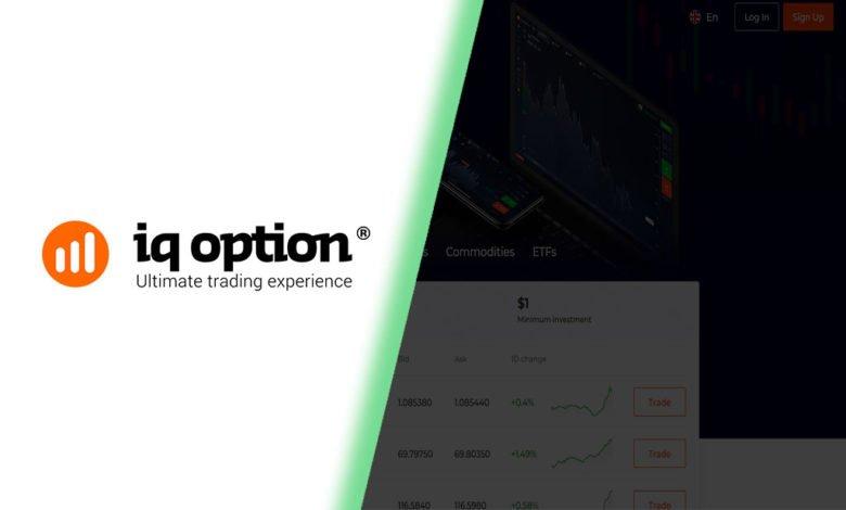 Revision IQ Option ¿Es un broker serguro?   Estafas Forex revision iq option Revision IQ Option ¿Es un broker serguro?   Estafas Forex iqoption12 780x470