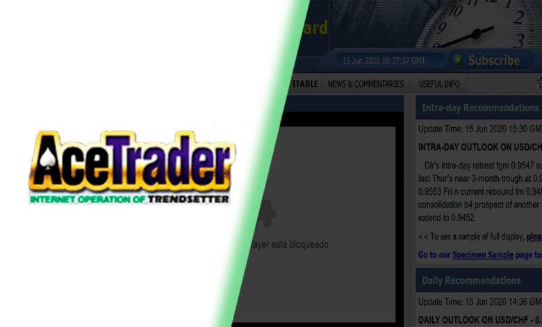 Revision AceTrader ¿Es un broker serguro? | Estafas Forex revision acetrader Revision AceTrader  ¿Es un broker serguro? | Estafas Forex ace 780x470