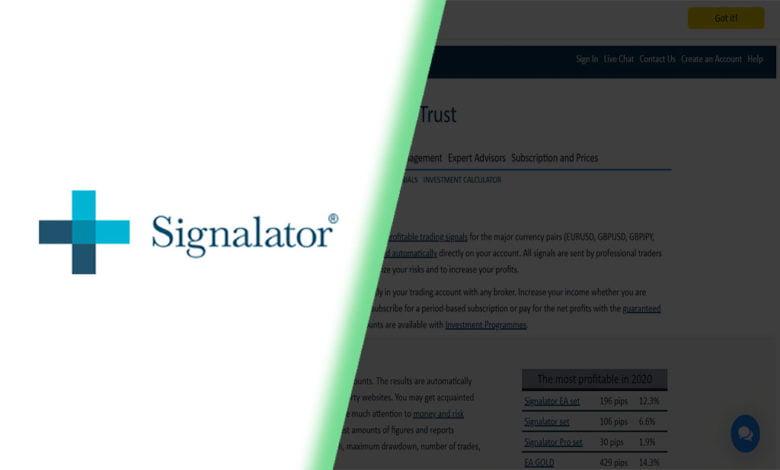 Revision Signalator Ltd ¿Es un broker serguro? | Estafas Forex revision signalator ltd Revision Signalator Ltd  ¿Es un broker serguro? | Estafas Forex signalator 780x470